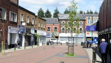 westhoughton town centre